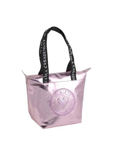 Busquets Lola Casademunt Büyük Omuz çantası 16374051800 Renkli